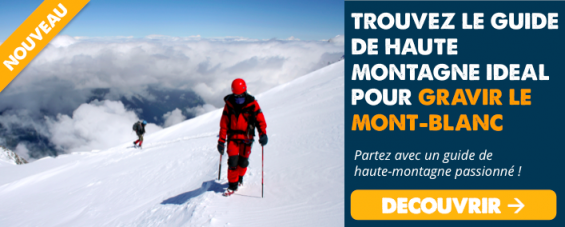 guide de haute montagne ascension mont blanc