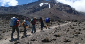 L'ascension du Kilimandjaro : une aventure inoubliable © Wikimedia Commons
