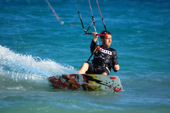 Kitesurf ©Flickr