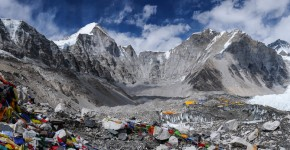 Le Camp de Base de l'Everest ©Flickr